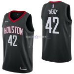 Maillot Houston Rockets Nike NO.42 Nene Noir Statement
