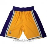 Pantalon Los Angeles Lakers Jaune