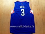 Maillot L.A.Clippers No.3 Chris Paul Bleu