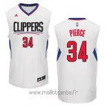 Maillot L.A.Clippers No.34 Paul Pierce Blanc