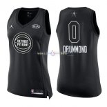 Maillot Femme 2018 All Star NO.0 Andre Drummond Noir