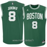 Maillot Boston Celtics No.8 Jeff Green Vert