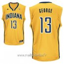 Maillot Indiana Pacers No.13 Paul George Jaune