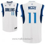 Maillot Dallas Mavericks No.11 Monta Ellis Blanc