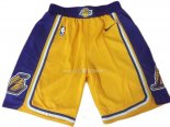 Pantalon Los Angeles Lakers Nike Jaune 2018/2019