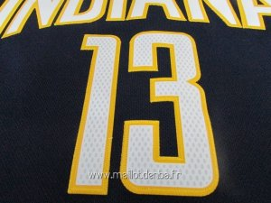 Maillot Indiana Pacers No.13 Paul George Bleu