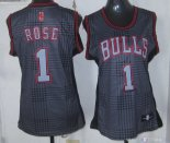 Maillot Femme 2013 Static Fashion NO.1 Derrick Rose
