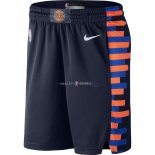 Pantalon New York Knicks Nike Marine Ville 2018/2019
