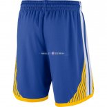 Pantalon Golden State Warriors Nike Bleu