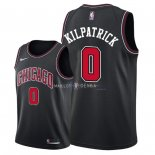 Maillot Chicago Bulls Nike NO.0 Sean Kilpatrick Noir Statement 2018