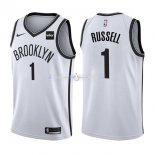 Maillot Boston Celtics Nike NO.1 D'Angelo Russell Blanc