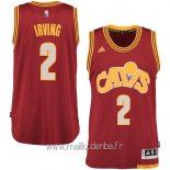Maillot Cleveland Cavaliers No.2 Kyrie Irving 2015/2016 Rouge