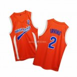 Maillot Film Basket-Ball Uncle Drew NO.2 Irving Rouge