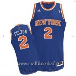 Maillot New York Knicks No.2 Raymond Felton Bleu