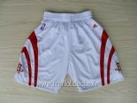 Pantalon Houston Rockets Blanc