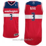 Maillot Washington Wizards No.3 Bradley Beall Rouge