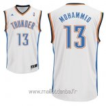 Maillot Oklahoma City Thunder No.13 James Harden Blanc