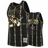 Maillot Toronto Raptors NO.2 Kawhi Leonard Or Edition