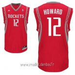 Maillot Houston Rockets No.12 Dwight Howard Rouge