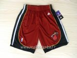 Pantalon Miami Heat Rouge Noir