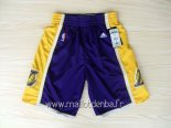 Pantalon L.A.Lakers Pourpre