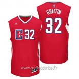 Maillot L.A.Clippers No.32 Blake Griffin Rouge