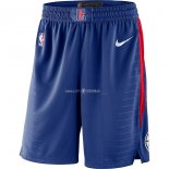 Pantalon Los Angeles Clippers Nike Royal Bleu 2018
