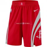 Pantalon Houston Rockets Nike Rouge