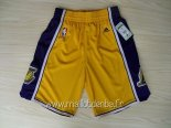 Pantalon L.A.Lakers Jaune