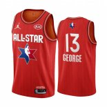 Maillot 2020 All Star NO.13 Paul George Rouge