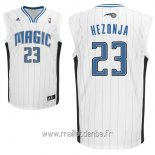 Maillot Orlando Magic No.23 Mario Hezonja Blanc