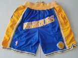 Pantalon Golden State Warriors Curry Bleu