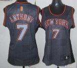 Maillot Femme 2013 Static Fashion NO.7 Carmelo Anthony