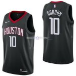 Maillot Houston Rockets Nike NO.10 Eric Gordon Noir Statement