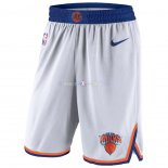 Pantalon New York Knicks Nike Blanc