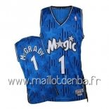 Maillot Orlando Magic No.1 Tracy McGrady Bleu Sombre
