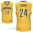 Maillot Indiana Pacers No.24 Paul George Jaune