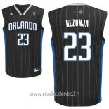 Maillot Orlando Magic No.23 Mario Hezonja Noir