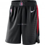 Pantalon Los Angeles Clippers Nike Noir Statement 2018