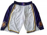 Pantalon Los Angeles Lakers Nike Blanc 2018/2019