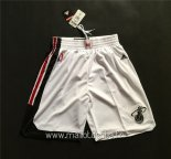 Pantalon Miami Heat Retro Blanc