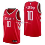 Maillot Houston Rockets Nike NO.10 Eric Gordon Rouge Icon