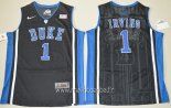 Maillot NCAA Duke No.1 Kyrie Irving Noir