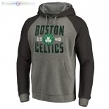 Hoodies Boston Celtics Gris Noir