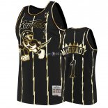 Maillot Toronto Raptors NO.1 Tracy McGrady Or Edition