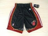 Pantalon Miami Heat Noir Rouge
