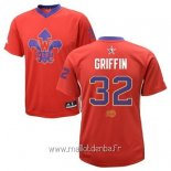 Maillot 2014 All Star No.32 Blake Griffin Rouge
