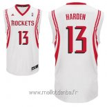 Maillot Houston Rockets No.13 James Harden Blanc