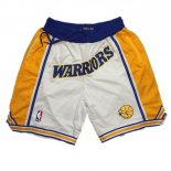 Pantalon Golden State Warriors Curry Blanc
