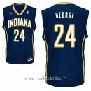 Maillot Indiana Pacers No.24 Paul George Bleu